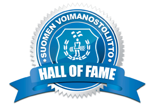 Logo: Hall of fame